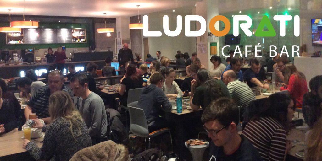Ludorati Café Bar - Boardgame Café   Ludorati Café Bar